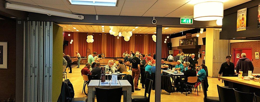 De speelzaal in Zwolle
