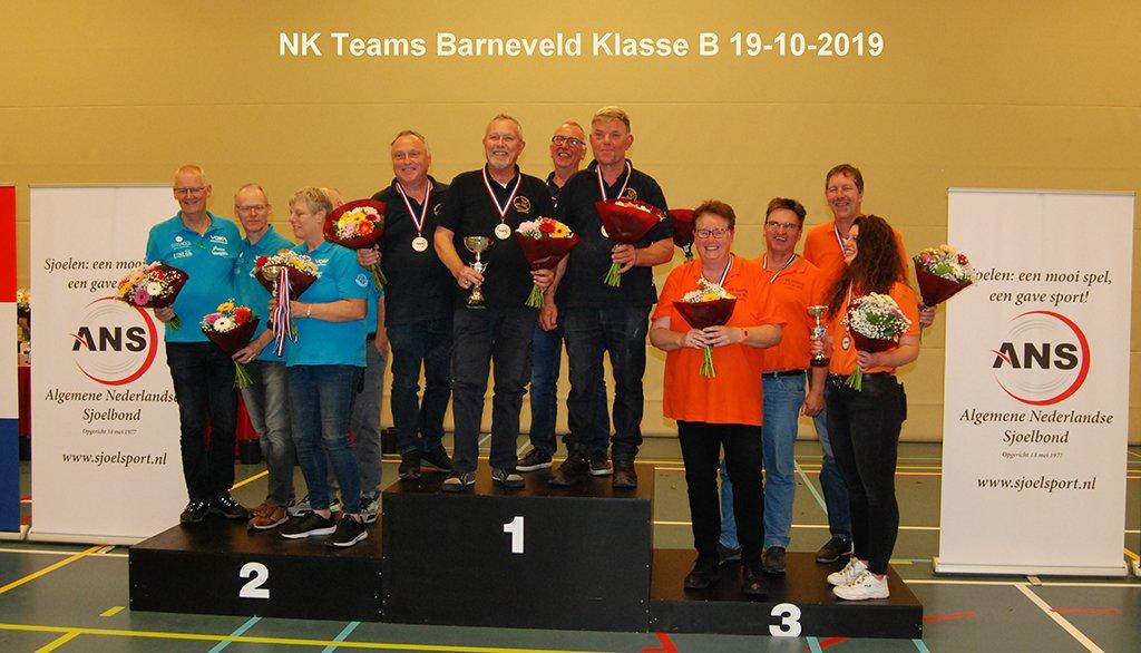 NK Teams klasse B