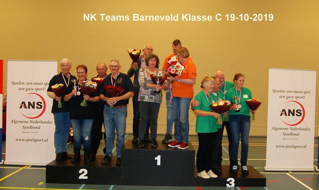 NK Teams klasse C