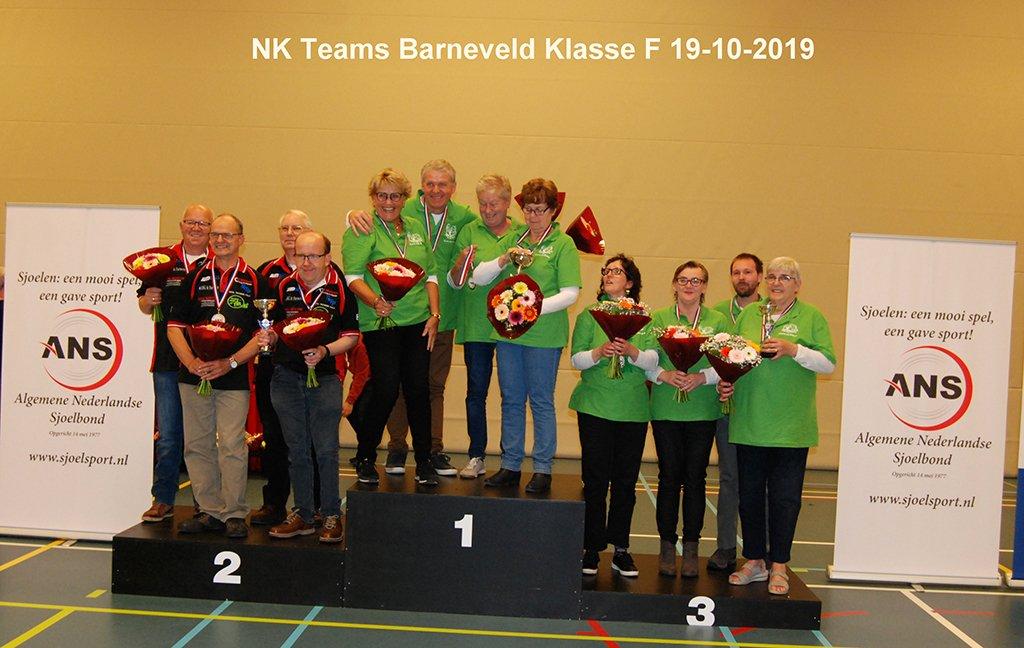 NK Teams klasse F
